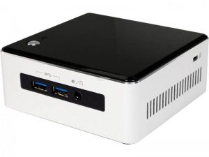 Intel mini pc nuc kit i3