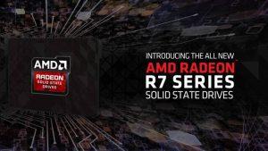 SSD AMD Radeon r7 240
