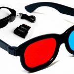 Occhiali 3D attivi
