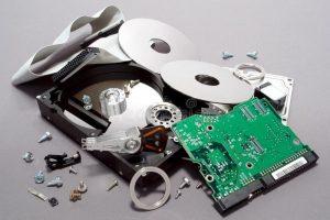 Come recuperare i dati se l'hard disk si danneggia